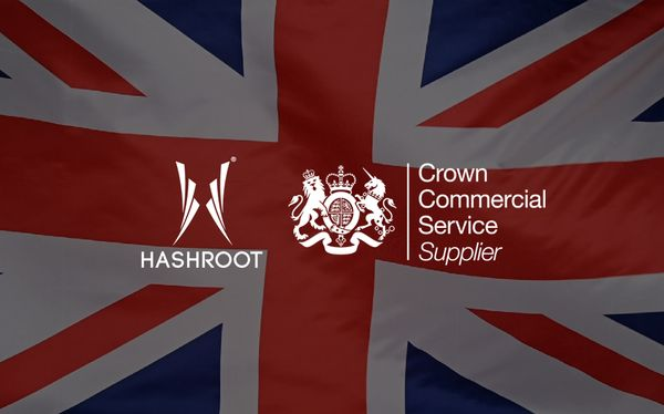 HashRoot is now part of the UK Government's G-Cloud 12 Framework
